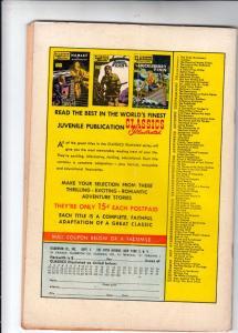 Classics Illustrated #103 (Jan-53) VG/FN Mid-Grade