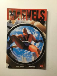 Marvels Tpb Sc Softcover Near Mint- Nm- 9.2 Alex Ross Marvel