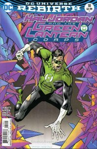Hal Jordan And the Green Lantern Corps #18A VF; DC   save on shipping - details