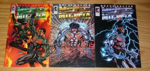 Metal Militia #1-3 VF/NM complete series - entity comics - jae lee/hoang nguyen