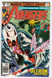 Avengers, The #202 (Dec-80) NM- High-Grade Avengers