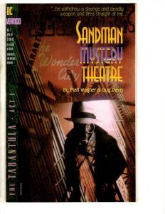 Lot Of 8 Sandman DC Comics Mystery Theatre # 1 2 3 4 5 6 7 + Orpheus # 1 RM3
