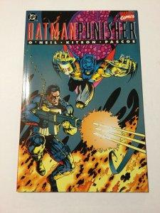 Batman PunisherbLake Of Fire Near Mint Nm Prestige Dc Marvel