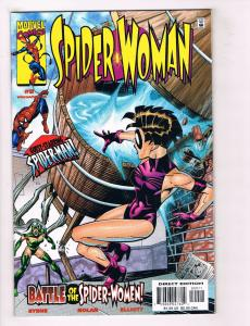 Spider Woman #9 FN Marvel Comic Book Byrne Spider-Man Avengers March 2000 DE34