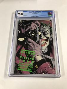 Batman Killing Joke 1 Nn Cgc 9.4 1st Print