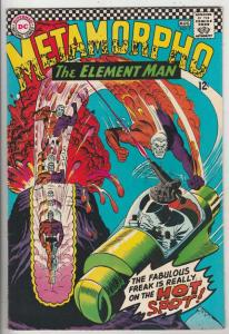 Metamorpho the Element Man #7 (Aug-66) NM- High-Grade Metamorpho, Simon Stagg...