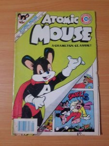 Atomic Mouse #10 ~ VERY GOOD VG ~ (1985, Charlton Comics)