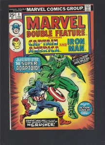 Marvel Double Feature #8 (1975)