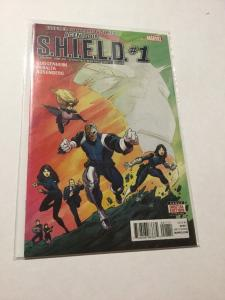 Agents Of S.H.I.E.L.D Shield 1 NM Near Mint