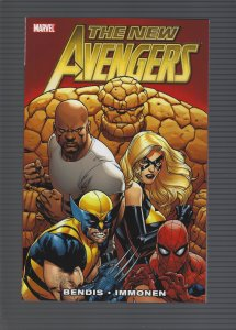 New Avengers by Brian Michael Bendis #1 (2011)