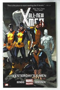 All-New X-Men (2013 series) Trade Paperback #1, NM (Stock photo)