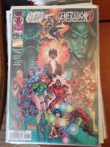 Gen 13/Generation X #1 (1997)