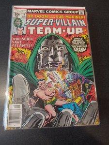 Super-Villain Team-Up #13 (1977)