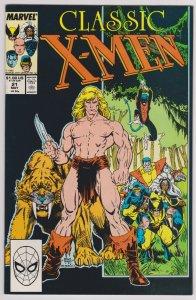 Classic X-Men #21 (VF-NM)