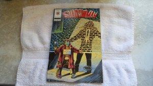 1994 VALIANT CONICS SHADOWMAN # 24