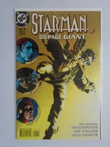 Starman 80-Page Giant #1, 8.0/VF (1999)