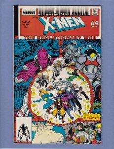 X-Men Annual #12 VF Art Adams Chris Claremont X-Babies