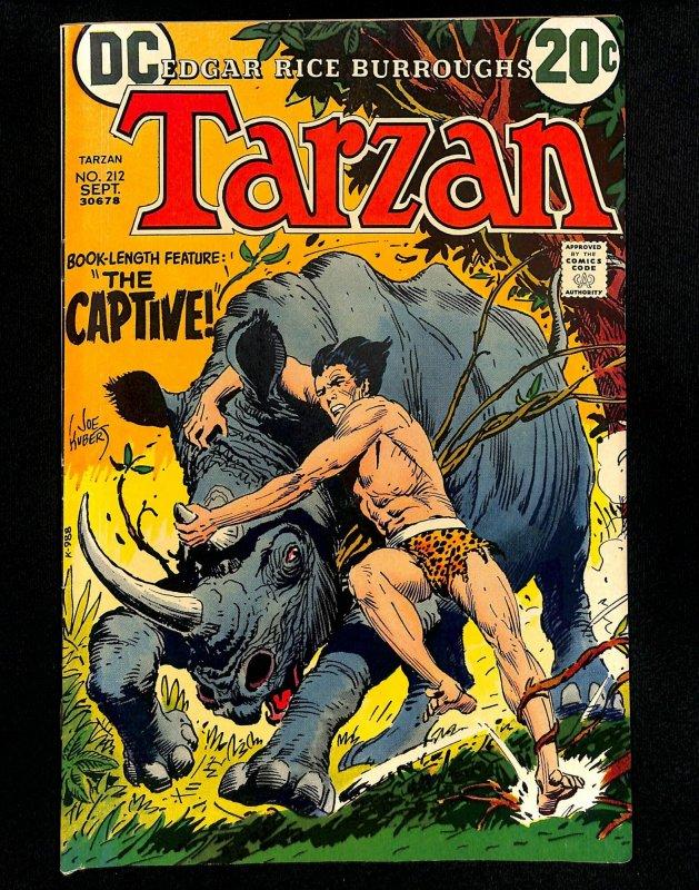 Tarzan (1972) #212