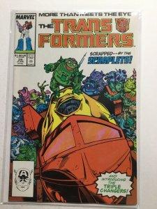 Transformers 29 Near Mint Nm Marvel