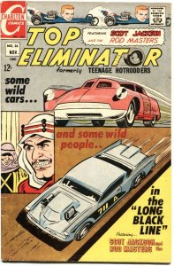 TOP ELIMINATOR #26-1967-BONNEVILLE SALT FLATS RACE STORY-CHARLTON PUBS