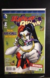 Harley Quinn Annual #1 (2014)