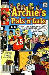 Archie's Pals 'n Gals #220 VF/NM; Archie   save on shipping - details inside