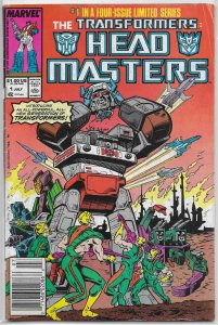 Transformers: Headmasters   #1 of 4 GD
