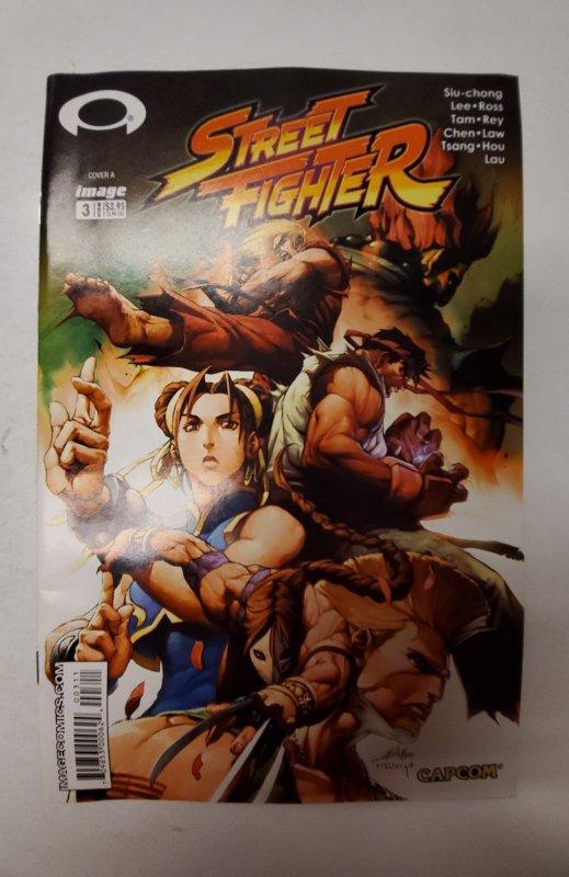Street Fighter #3 (2003) NM Image Comic Book J667