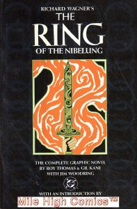 RING OF THE NIBELUNG TPB (1991 Series) #1 2ND PRINT Very Fine