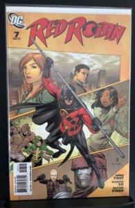 Red Robin #7 (2010)