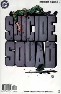 Suicide Squad (2001 series) #4, NM- (Stock photo)