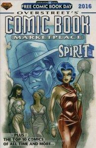 Comic Book Marketplace FCBD #2016 VF/NM; Gemstone   save on shipping - details i