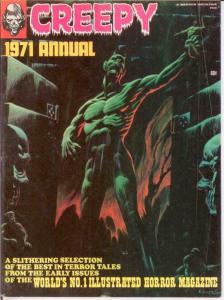 CREEPY ANN 1971  VG KEN SMITH CVR; #8-18 REPRINTS COMICS BOOK