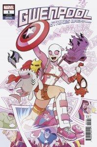 Gwenpool Strikes Back #1 Gurihiru Variant (Marvel, 2019) NM
