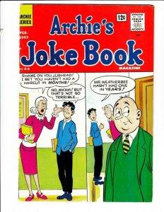 Archie's Joke Book # 68 Strict VF+ High-Grade Betty, Veronica, Reggie, Jughead