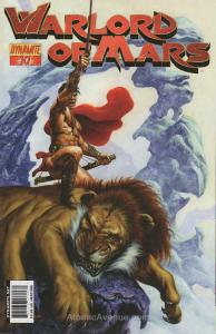 Warlord of Mars #10A VF/NM; Dynamite | save on shipping - details inside