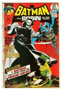 Batman 237   1st Rutland Vermont Bald Mountain Halloween crossover   Neal Adams
