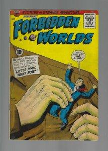 Forbidden Worlds #97