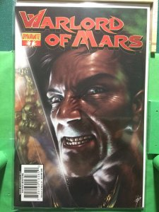 Warlord of Mars #7 Cover B