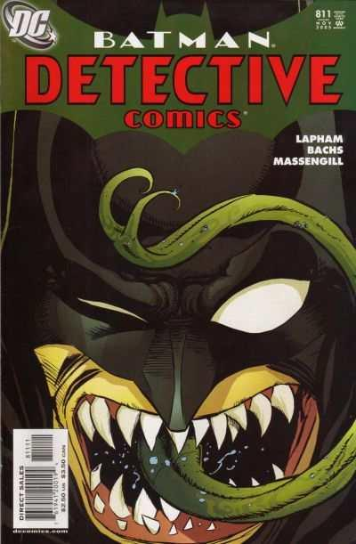 Detective Comics (1937 series) #811, NM (Stock photo)