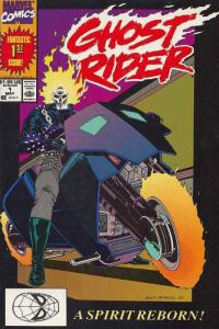 GHOST RIDER (1990) 25-Different Instant Intro Collectio