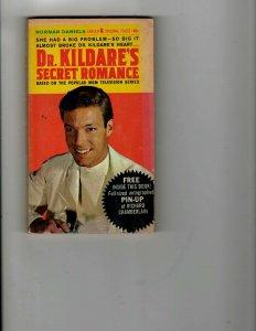 3 Books Dr. Kildare's Secret Romance Make-Believe Angel Popeye the Sailor JK24