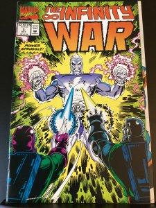 The Infinity War #5 (1992)