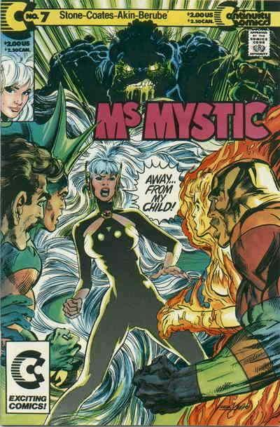 Ms. Mystic (Continuity) #7 FN; Continuity | save on shipping - details inside