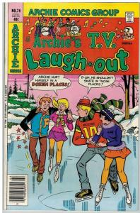 ARCHIES TV LAUGH OUT (1969-1986) 74 VF Mar. 1980