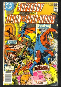 Superboy and the Legion of Super-Heroes #236