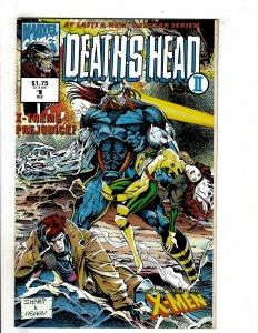 Death's Head II (UK) #1 (1992) FO32