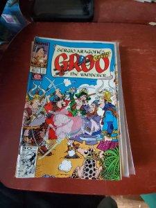 Sergio Aragonés Groo the Wanderer #85 (1992)