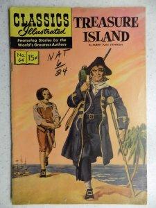 Classics Illustrated #64 (1949) HRN 138