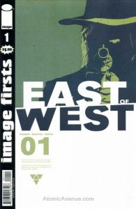East of West #1 (5th) VF/NM; Image | save on shipping - details inside